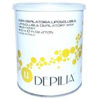 Depilia delikatny wosk Mele - miodowy - 800ml (8024116002217)