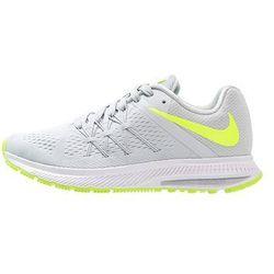 Nike Performance ZOOM WINFLO 3 Obuwie do biegania treningowe pure platinum/volt/white ze sklepu Zalando.pl