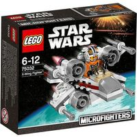 Lego STAR WARS Xwing fighter 75032
