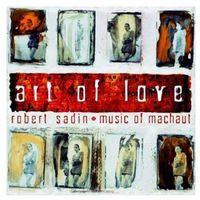 Machaut: The Art Of Love (CD) - Natalie Merchant, Milton Nascimento, Charles Curtis