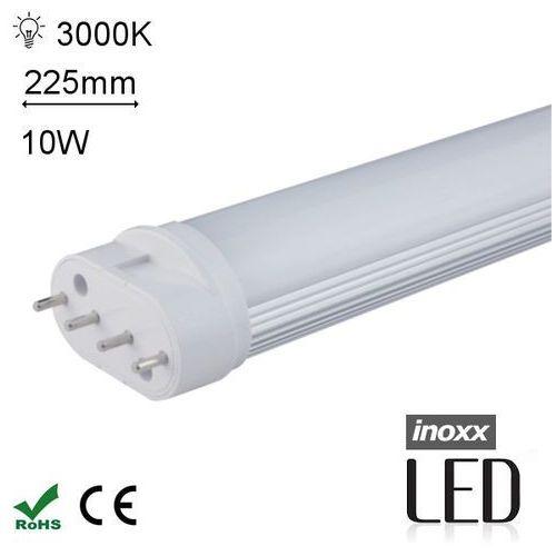 INOXX OL2G11 3000K 10W Świetlówka LED 2G11 4pin Ciepła 10W 225mm 3000K (świetlówka) od Avde.pl