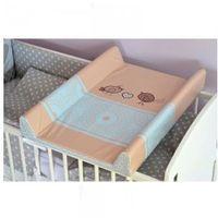 Przewijak na komodę lub łóżeczko 70x50, PTASZKI
