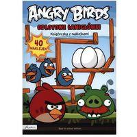 Angry Birds. Odlotowe łamigłówki + zakładka do książki GRATIS (9788327100962)