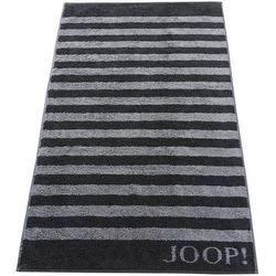 Ręcznik 200x80 cm classic stripes ciemnoszary marki Joop!