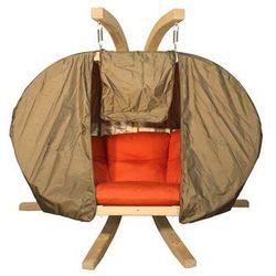 Pokrowiec, Zielony Pokrowiec Swing Chair Double