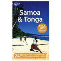 Przewodnik Lonely Planet Samoa & Tonga (186 str.)