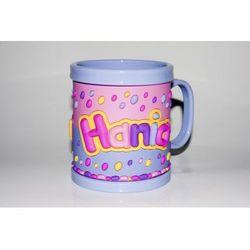 Kubek imienny dla dziecka, Hania - z kategorii- pozostałe artykuły szkolne i plastyczne
