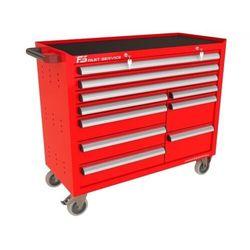 Wózek warsztatowy TRUCK z 10 szufladami PT-273-75 (5904054410264)