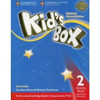 Kid's Box Level 2 Activity Book With Online Resources British English (9781316628751)