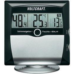 Termohigrometr Voltcraft MS-10, z funkcją wykrywania pleśni i wskazaniem temp. punktu rosy