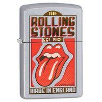 Zapalniczka ZIPPO Rolling Stones Bravado (60002328) z kategorii Zapalniczki