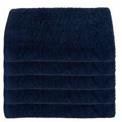 Ręcznik Hotelowy Granat 70x140 cm 100% bawełna 500 gr/m2