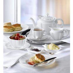 Royal Crown Derby Surrey Biały Serwis Obiadowo-Herbaciany 20el, SURREY09814/4