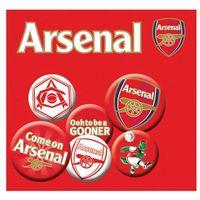 Przypinki odznaki ARSENAL LONDYN