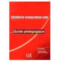 Hotellerie-Restauration.com Second Edition. Książka Nauczyciela