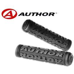 33-551003 Chwyty kierownicy AUTHOR AGR-R-192 102mm czarne, marki Author do zakupu w ROWEREK.PL