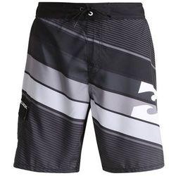 Billabong SLICE LAYBACK Szorty kąpielowe black, kolor czarny, od rozmiaru XS