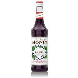Syrop CZARNA PORZECZKA Blackurrant Monin 700ml (napój)