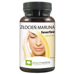 Złocień Maruna Feverfew 60 kapsułek z kategorii pozostałe zdrowie