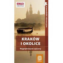 Kraków i okolice. Najpiękniejsze spacery. Przewodnik Bezdroża - Dostawa zamówienia do jednej ze 170 księg