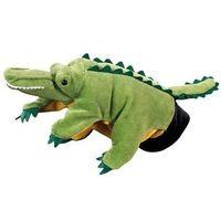 Beleduc Pacynka do zabaw w teatrzyk - krokodyl