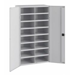 Metalowa szafka na przybory warsztatowe do garażu sfr 16/2 marki Malow