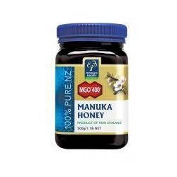 Miód Manuka MGO 400+500g