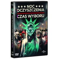 Noc oczyszczenia: Czas wyboru (DVD)