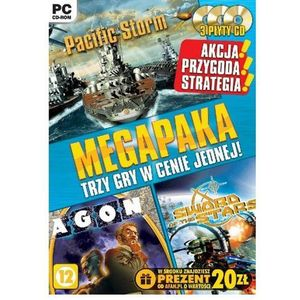 Megapaka Pacific StormAgonSword of the Stars (PC)