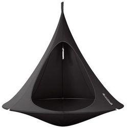 Namiot wiszący, Czarny Jednoosobowy XL