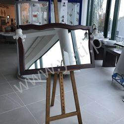 Althea lustro z kinkietami 110x68