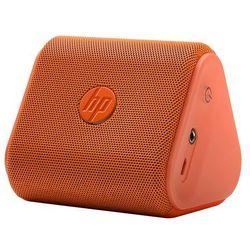Głośnik bezprzewodowy HP Roar Mini BT (pomarańczowy) (stacja dokująca i głośnik przenośny)