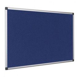 B2b partner Tablica tekstylna - niebieska