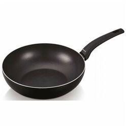 Patelnia wok BRABANTIA Heat Matt Black 30003713 28 cm