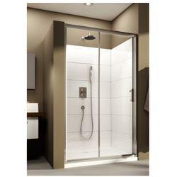 AQUAFORM drzwi Supra Pro 100 do ścianki lub wnęki 103-09329 - produkt z kategorii- Drzwi prysznicowe