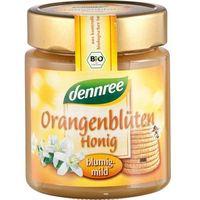 Dennree Miód z kwiatów pomarańczy bio 500 g -