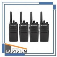 ZESTAW: 4x profesjonalny radiotelefon MOTOROLA XT420 z kategorii Radiotelefony i krótkofalówki