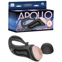 Apollo  alpha stroker 1 grey | 100% dyskrecji | bezpieczne zakupy