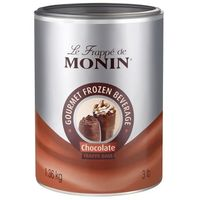 Baza frappe 1,36 kg - czekolada | MONIN, 914003