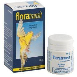 EUROWET Floratransit preparat dla układu trawiennego u ptaków ozdobnych 10g (pokarm dla ptaków) od Fionka.pl