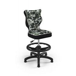 Entelo Krzesło dziecięce na wzrost 133-159cm petit black st33 rozmiar 4 wk+p