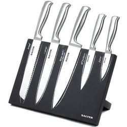 Zestaw noży SALTER BW02293 na bloku magnetycznym (6 elementów)