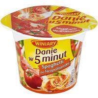 WINIARY 55g Danie w 5 Minut Spaghetti po neapolitańsku | DARMOWA DOSTAWA OD 150 ZŁ!