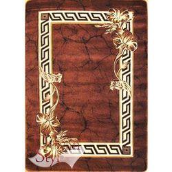 Dywan Style Droga brązowy 120x170 prostokąt