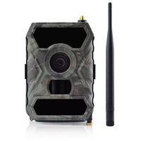 Fotopułapka kamera leśna 3.0 cg full hd, powiadomienie email i sms marki Willfine