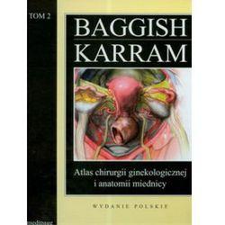 Atlas chirurgii ginekologicznej i anatomii miednicy t.2, pozycja wydawnicza