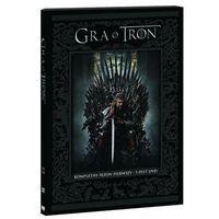Gra o Tron. Sezon 1 (5 DVD)