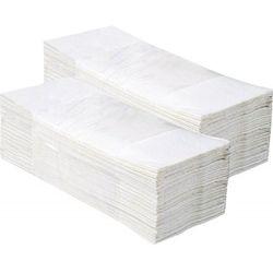 Ręcznik ZZ MERIDA Eco składany 4000 skł. - biały