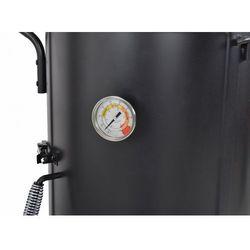 DUŻY GRILL WĘGLOWY OGRODOWY Z WĘDZARKĄ WĘDZARNIA HECHT SMOKEHOUSE BLACHA 1.5mm TERMOMETR KOMIN 70cm EWIMAX - OFICJALNY DYSTRYBUTOR - AUTORYZOWANY DEALER HECHT - sprawdź w wybranym sklepie