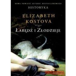 Łabędź i złodzieje, książka z kategorii Literatura piękna i klasyczna